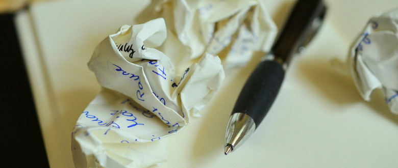 4 Amateur Writing Mistakes To Stop Making Right Now