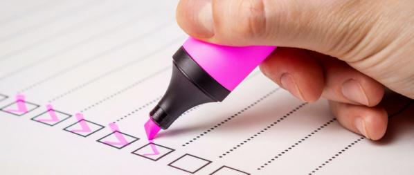 The Active Word Checklist