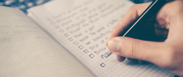 6 Draft Checklist Ideas And Why You Should Create Your Own