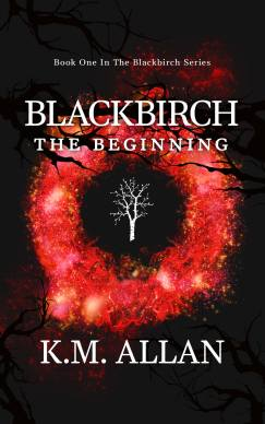 Blackbirch The Beginning Cover