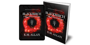 Blackbirch The Beginning Paperback and Ebook