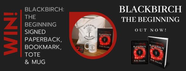 Blackbirch Giveaway