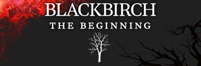 Blackbirch The Beginning Home Page Banner